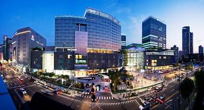 Times Square Seoul