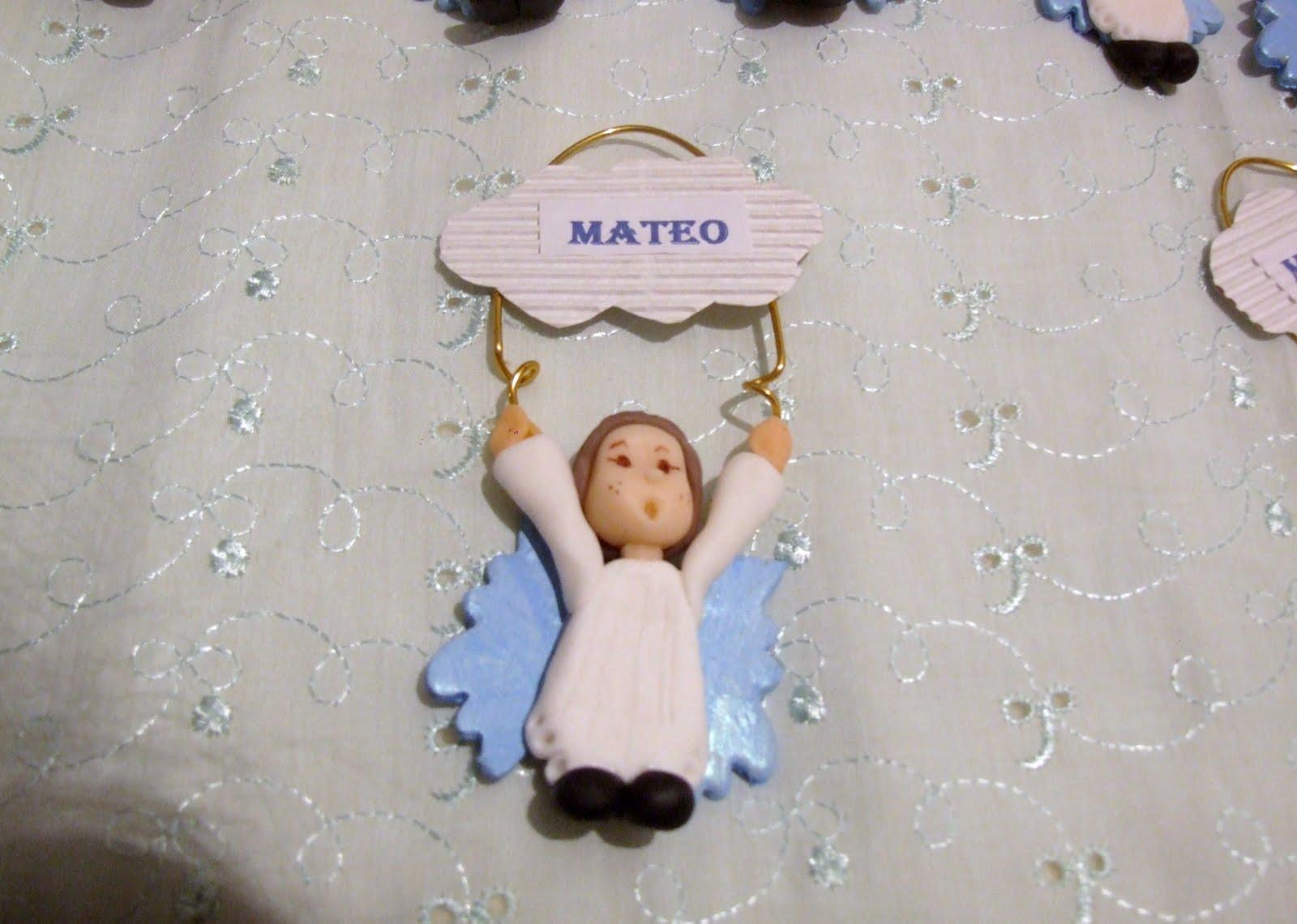 creaciones Malu: souvenirs, adornos de tortas en porcelana fria ...