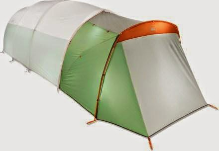 A Specialized Consumer Product (Tent $530 Garage Vestibule $100 Footprint $60) Reviewed by C.V. May of The Good Stuff Reviews & REI KINGDOM 8 TENT PREVIEW | THE GOOD STUFF REVIEWS