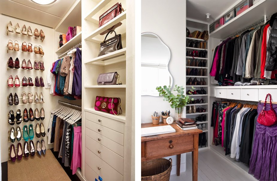 Karpinteria puertas armarios y tarimas vestidores y - Estantes para armarios empotrados ...