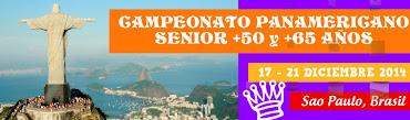 Brasil: Campeonato Panamericano Senior +50 y +65 años (Dar clic a la imagen)