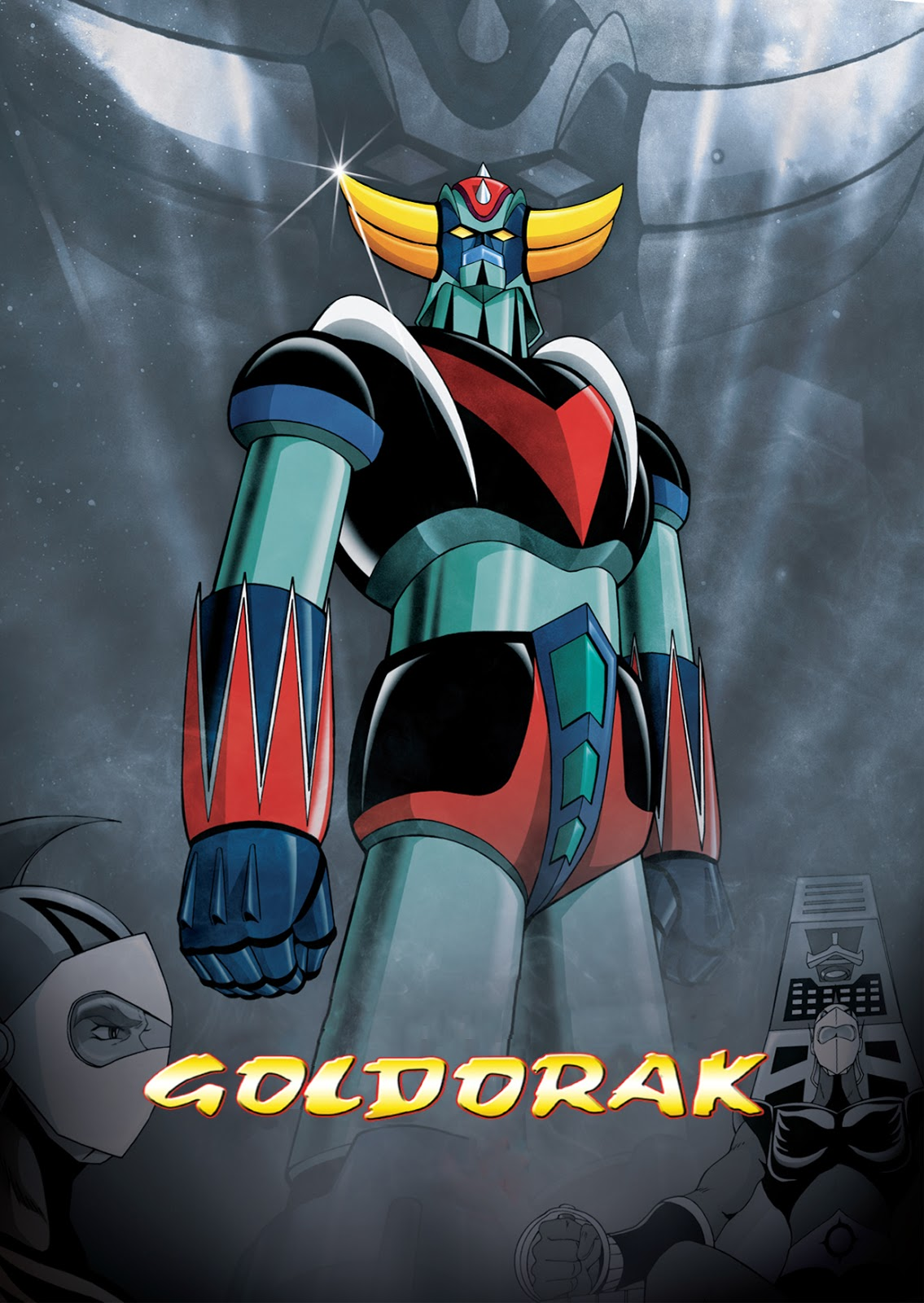 Labolotropp goldorak - Image goldorak ...