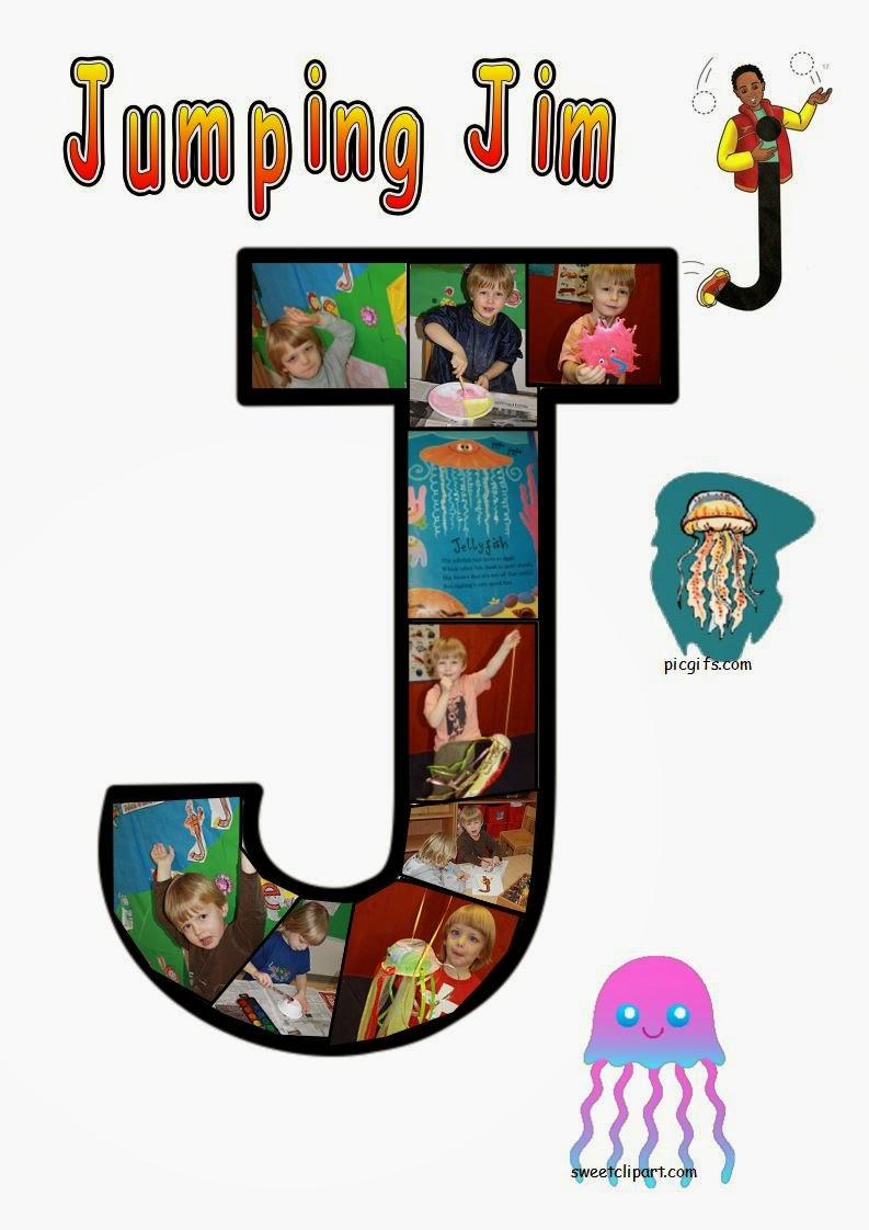 Early Years & Kindergarten 2013-14: Letterland - Jumping Jim