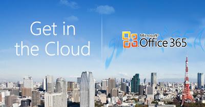 Microsoft Office 365 Beta - Cloud-Base aplikasi