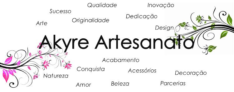 .......... Akyre Artesanato..........