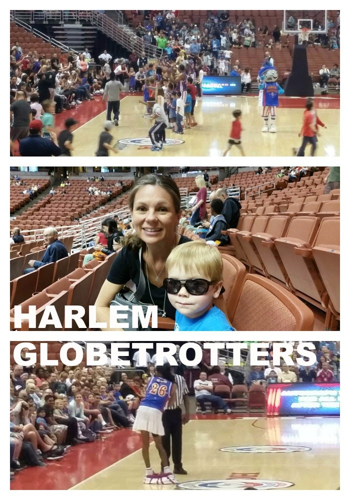 Harlem Globetrotters Show Review
