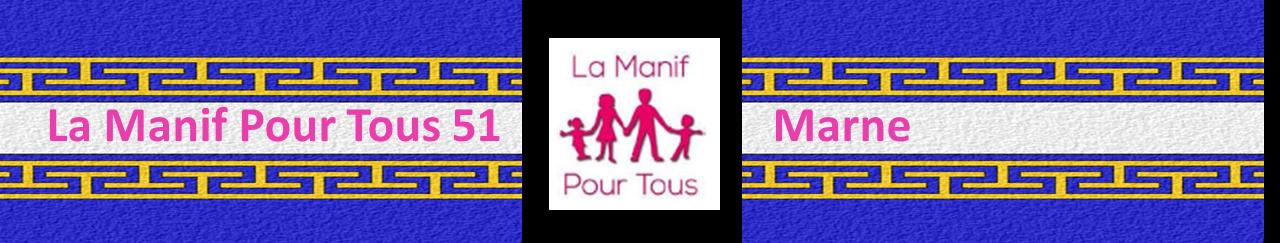 La Manif Pour Tous 51 - Marne