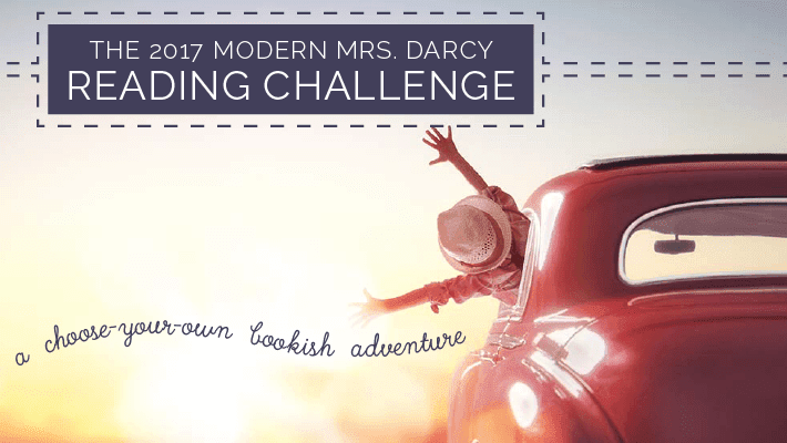 2017 Modern Mrs. Darcy Reading Challenge