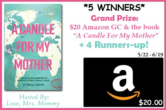 A Candle For My Mother Book Blitz