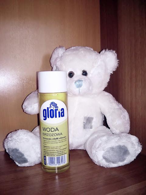 malwa gloria woda brzozowa do włosów