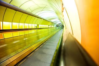 Background Power Point Terowongan