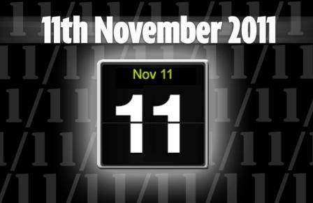 palindrom 11-11-11