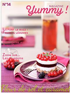 Yummy magazine n°14 est disponible !