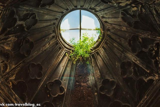 Внутри Монастыря Сагмосаванк