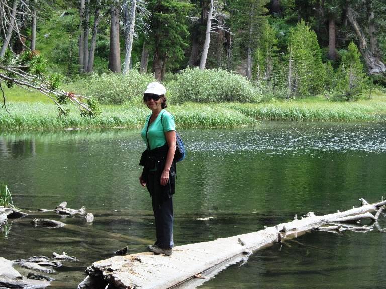 lazarow world hike about 9 50 emerald lake up to sky meadow