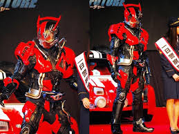 Phim Kamen Rider Drive The Movie: Surprise Future