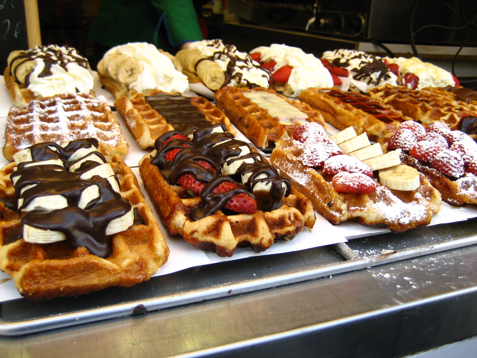 What makes a REAL Belgian waffle? And where in Philly can you find one ...
