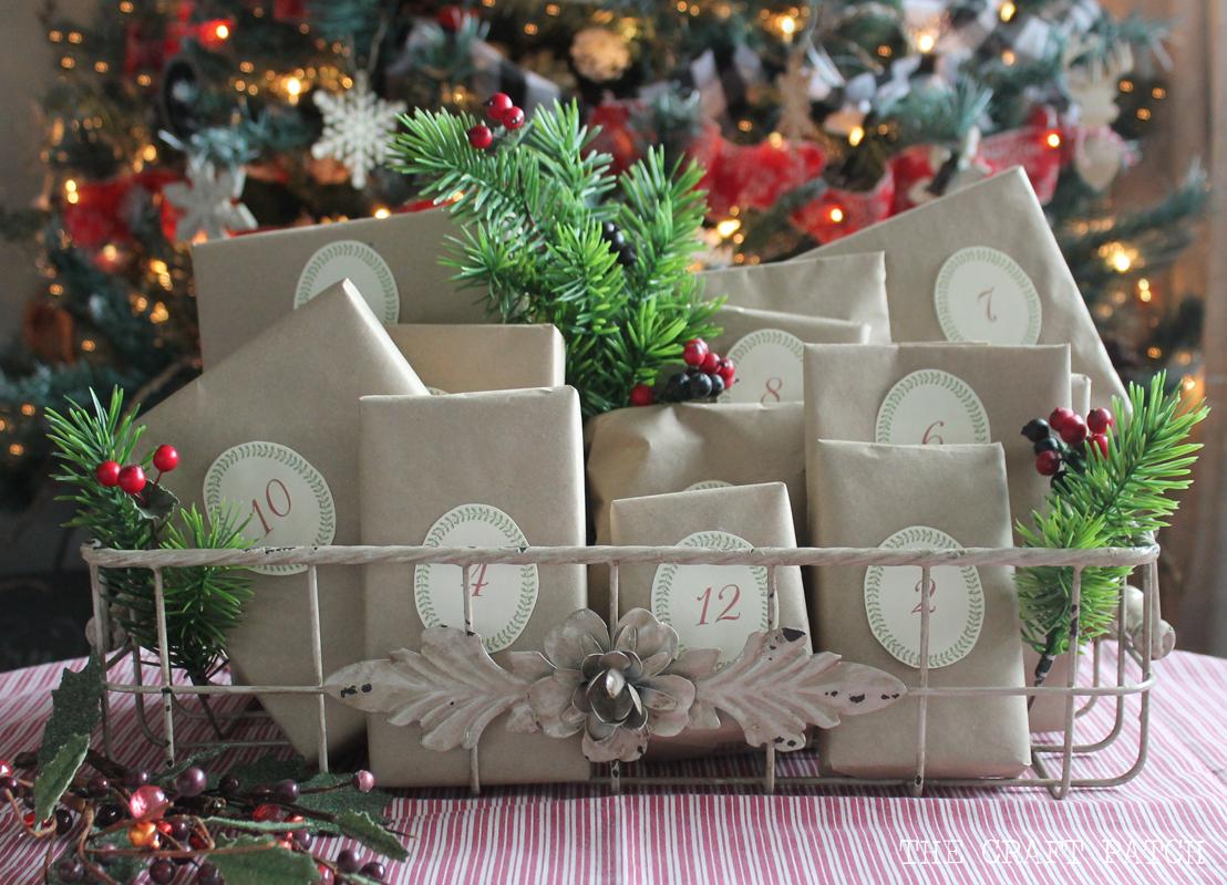 Twelve Days of Christmas Stories Free Printables - thecraftpatchblog.com