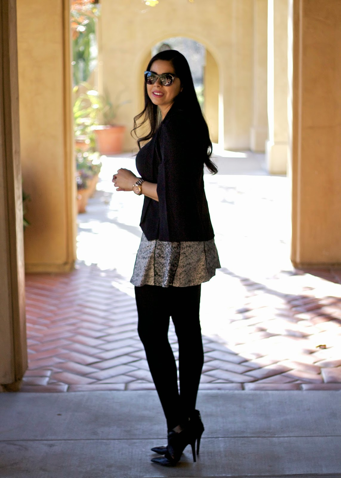 How to wear a chic outfit, chic San Diego, San Diego chic blogger, best of San Diego bloggers