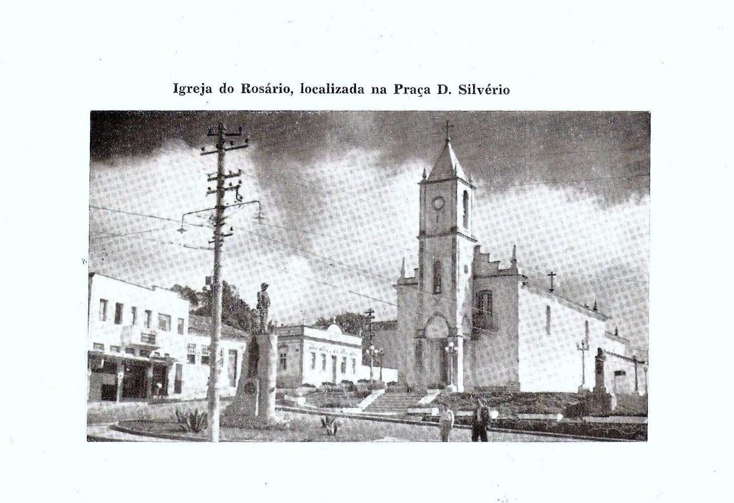 Igreja do Rosário de Barbacena MG