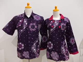Foto Baju Batik Pekalongan Sarimbit
