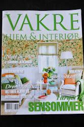 Vakre Hjem & Interiør nr.5, 2013