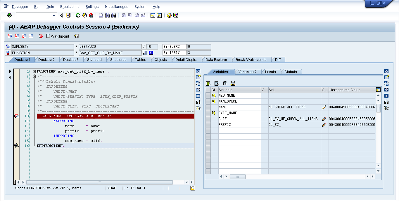 SAP ABAP Tips and Tricks: Find BADI in Every Tcode