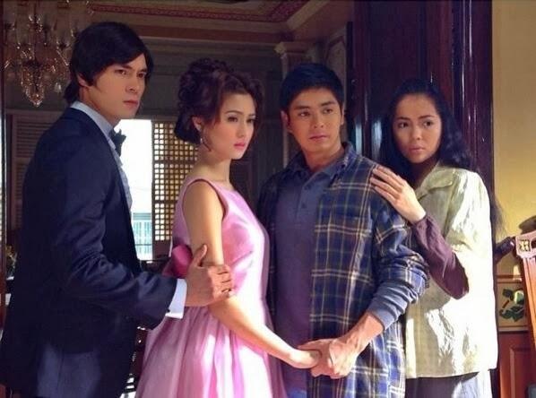 Coco Martin, Kim Chiu, Jake Cuenca, Julia Montes -Full Cast of Ikaw Lamang