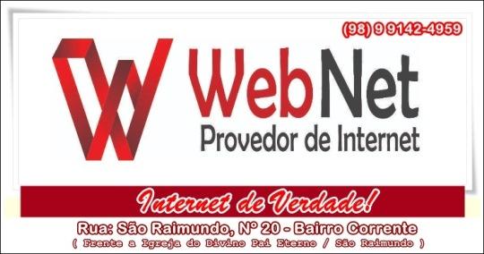 INTERNET DE QUALIDADE É COM A...