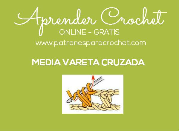 Aprende a interpretar simbolos crochet