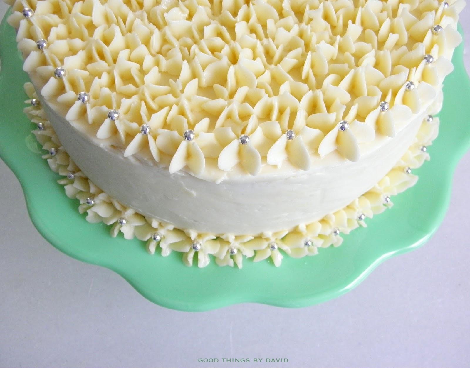 how to make swiss meringue buttercream white