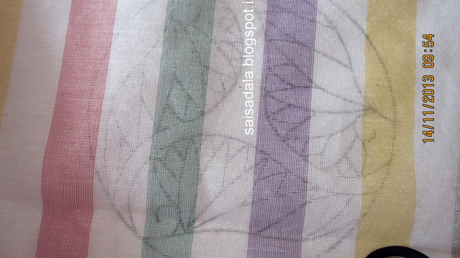 Sadalas Embroidery Tutorial Transferring The Design To Fabric By