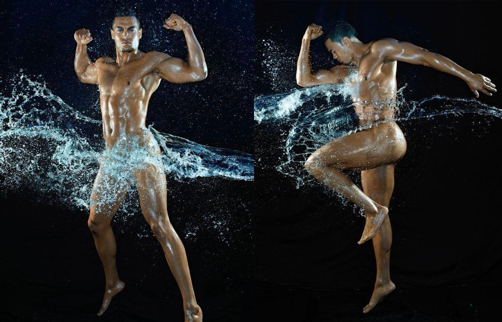 Kenneth Faried Espn Body Issue Galerías   ESPN M...