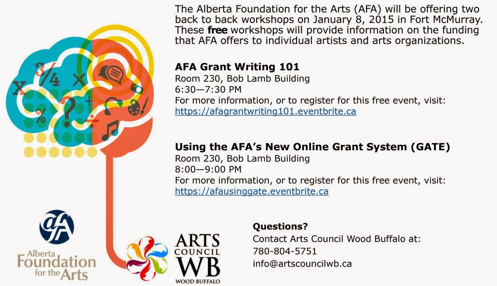 grant writing workshops