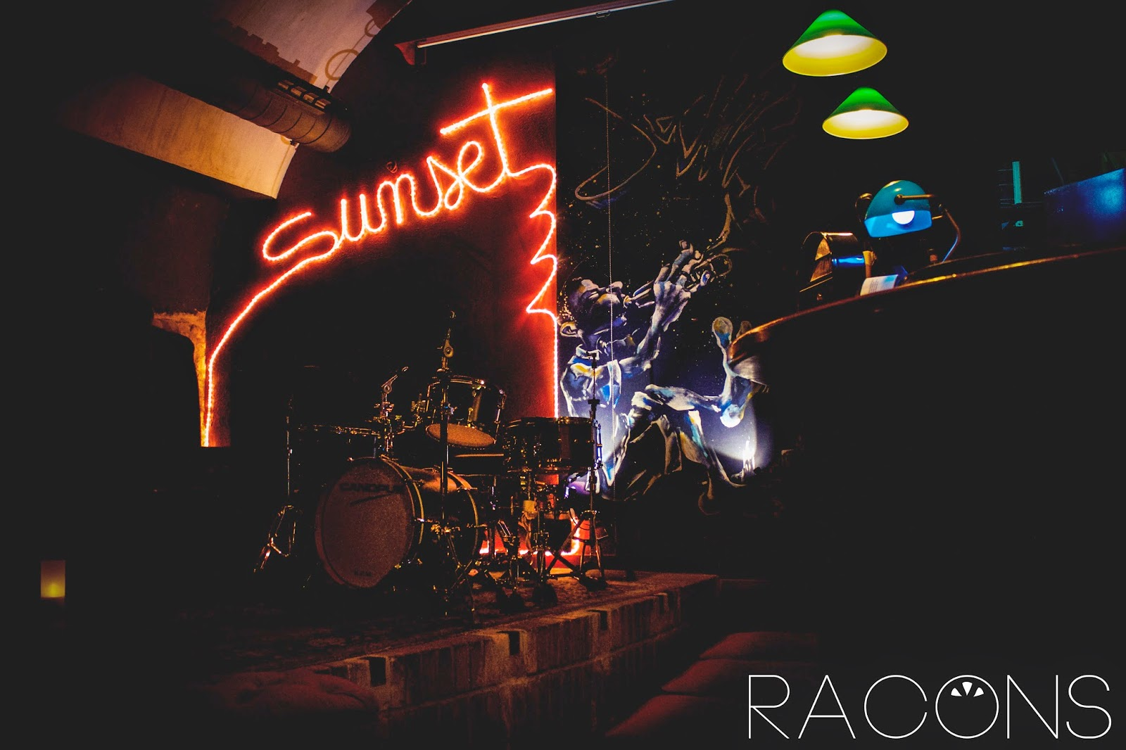 escenari sunset jazz club girona