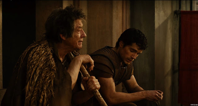 Immortals 720p HD Español Latino Dual BRRip Descargar 2011