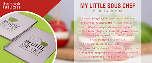 My Little Sous Chef Blog Tour