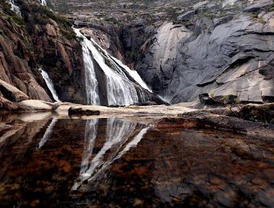 Cascada del Ézaro, Xallas - Dumbría