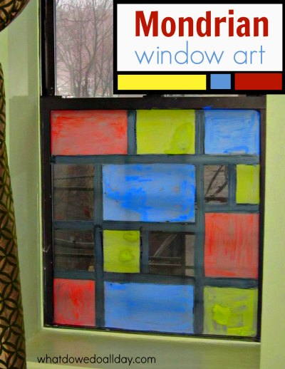 http://www.whatdowedoallday.com/2014/01/mondrian-for-kids-stained-glass-window-art.html