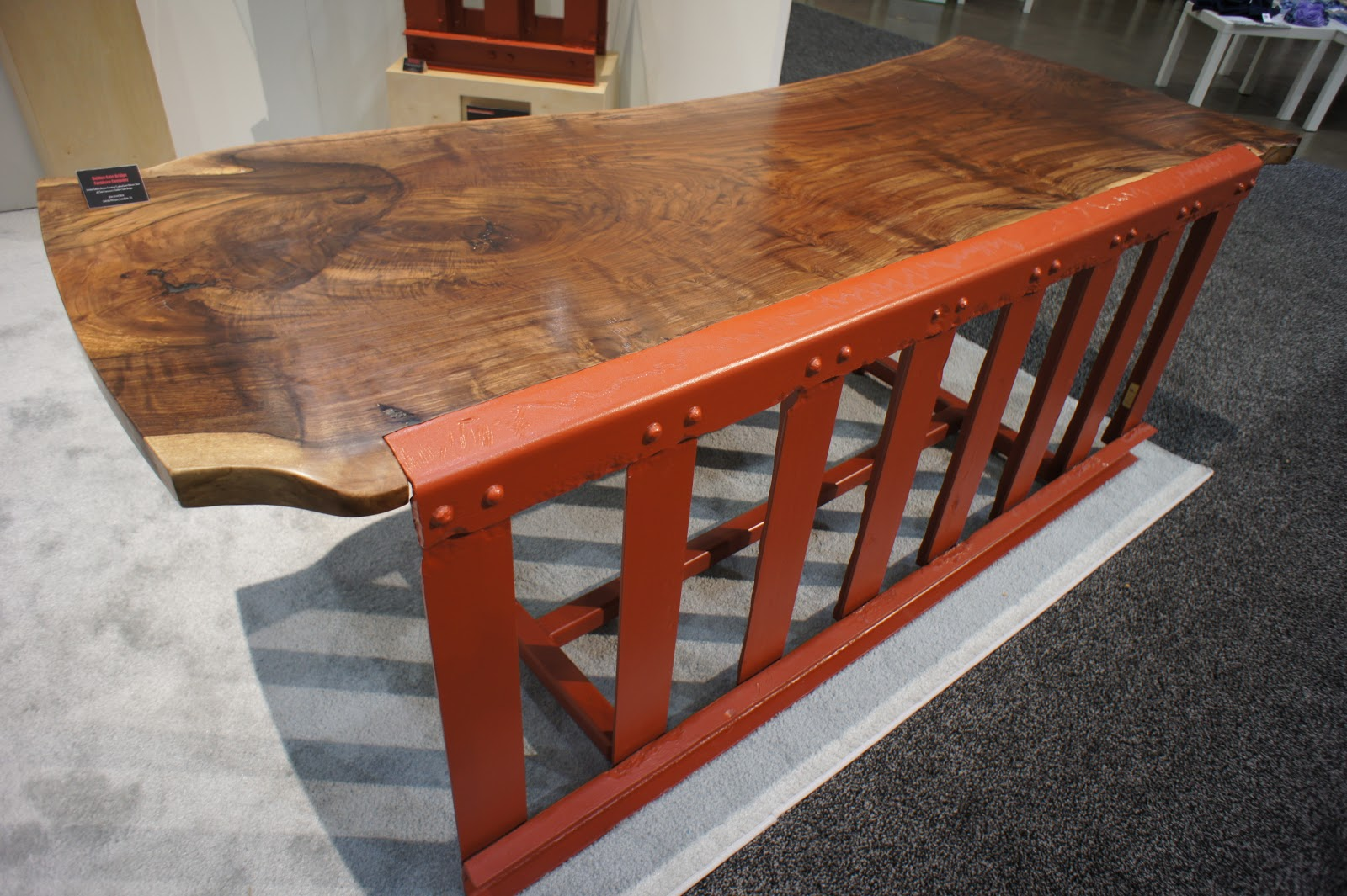 The Chrysopylae: October News for Golden Gate Bridge Furniture Co.