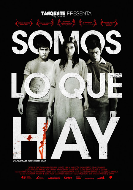 We Are What We Are / Somos lo que hay (2010)