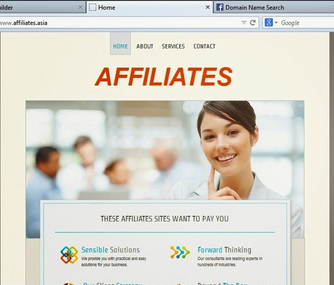 Dijual Domain Affiliates.asia