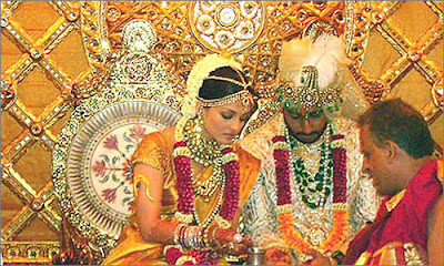 Aishwarya Rai marriage photo