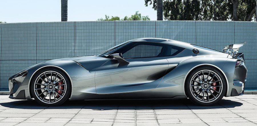 トヨタの新型スープラはbmwの新型z4とプラットフォームを共有?|idea Web Tools 自動車と