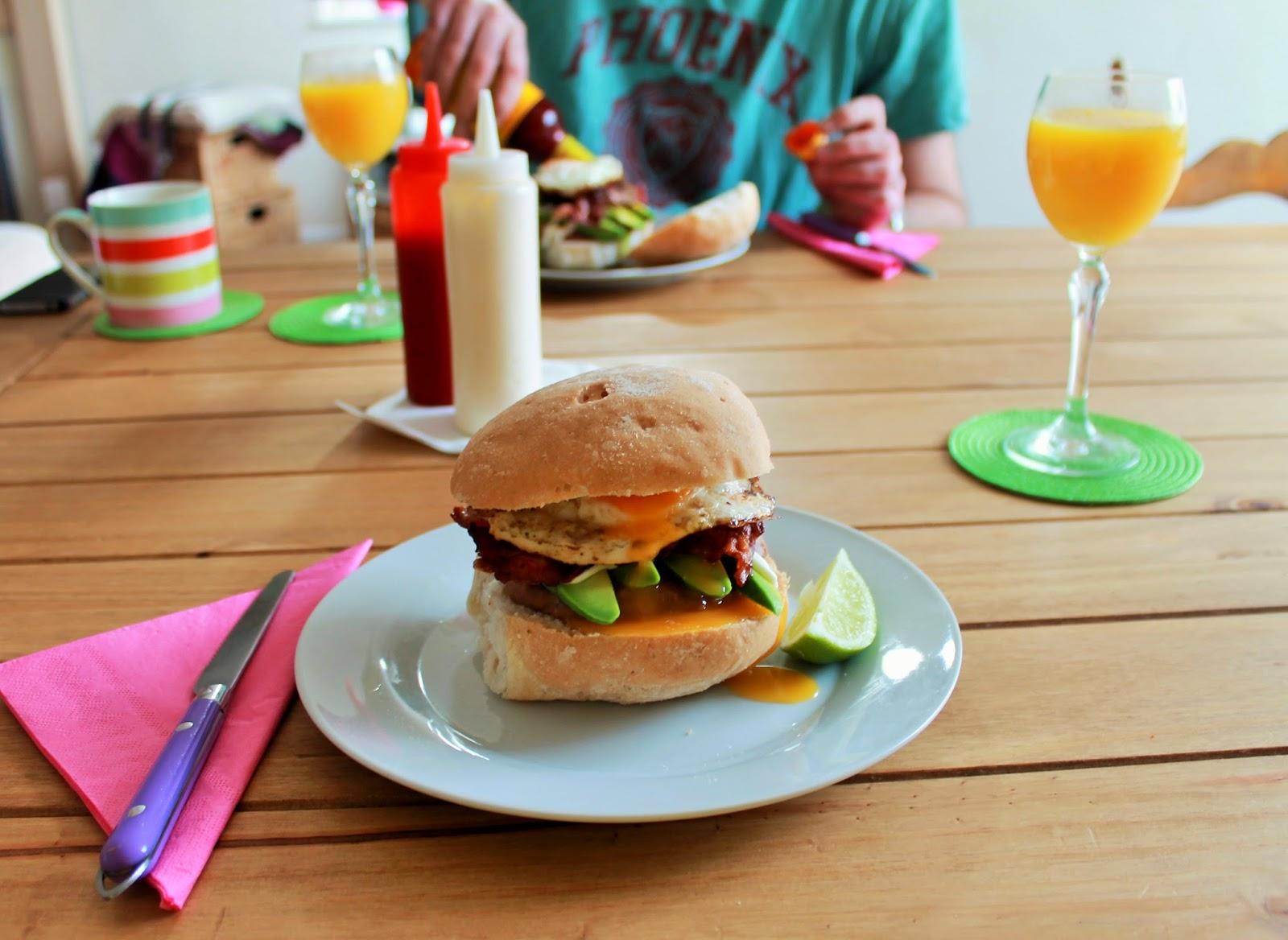 Be Gluten Free - Brighton : Mexican Breakfast Torta
