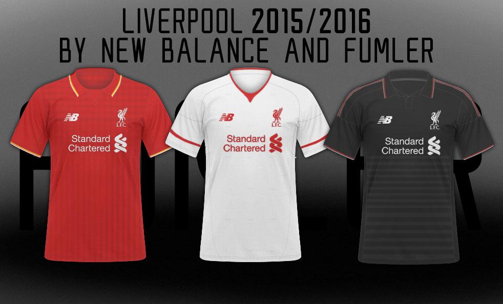 New Balance Liverpool   Kits Released Footy Headlines
