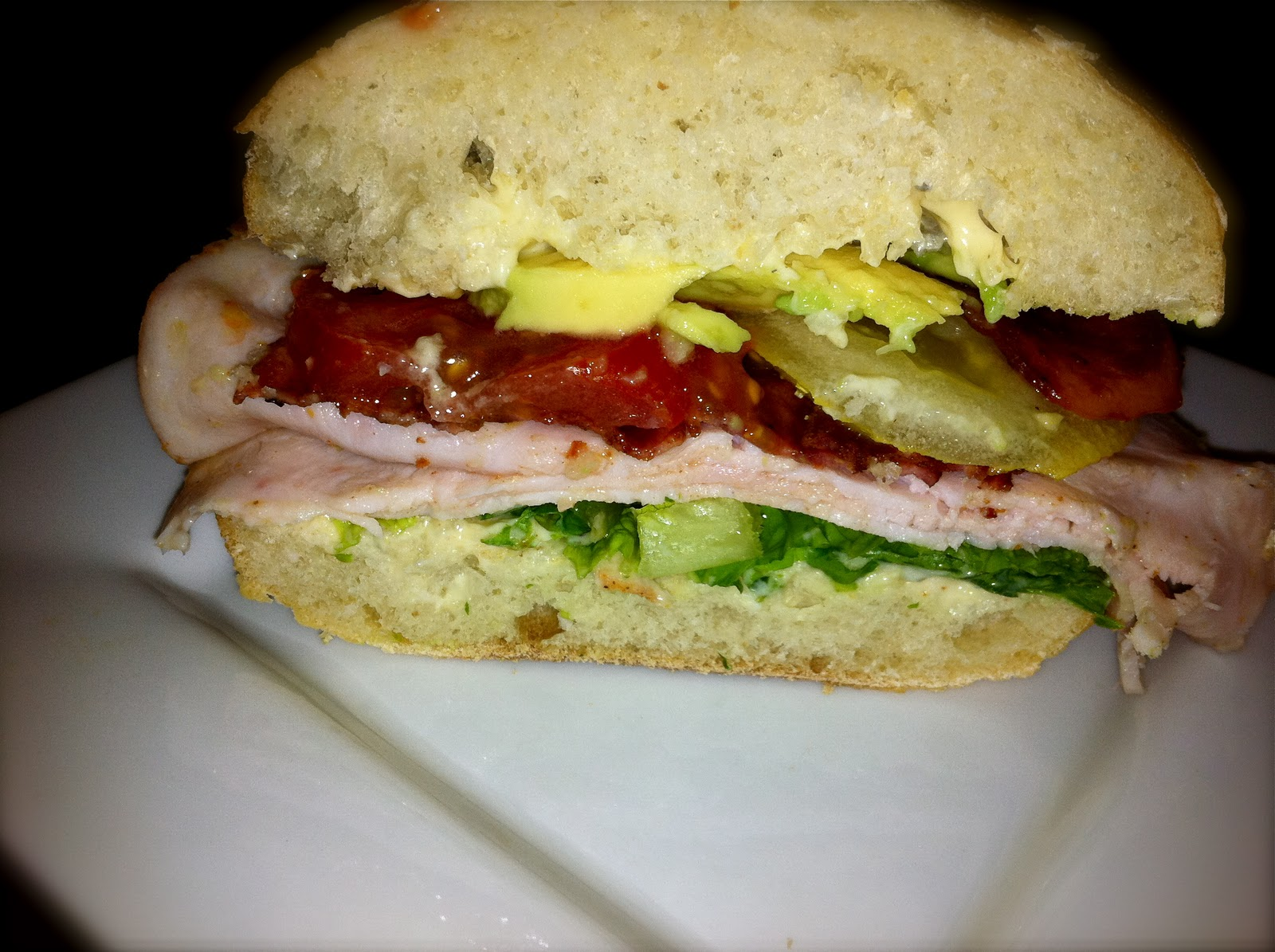Top 28 Turkey Sandwich Ideas 20 Best Leftover Turkey