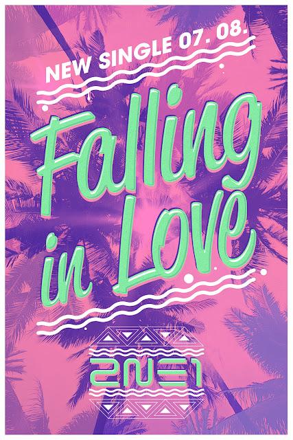 2ne1 falling in love teaser image