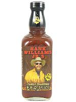 Hank Williams Jr.'s BBQ Sauce