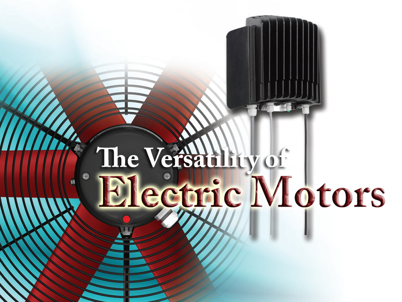 The Versatility Of Electric Motors Kompass India Online